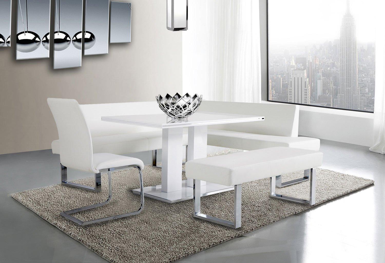 Amanda Corner Dining Room Set w/ Bench