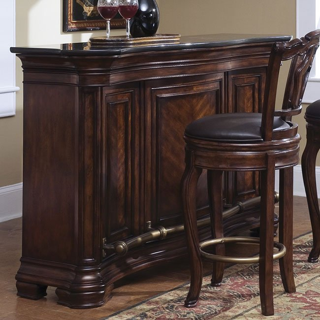 Toscano Vialetto Bar Pulaski Furniture Furniturepick