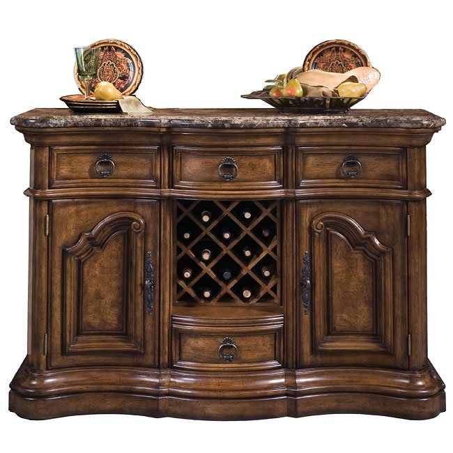 pulaski furniture dining room set | San Mateo Dining Room Set by Pulaski Furniture | FurniturePick