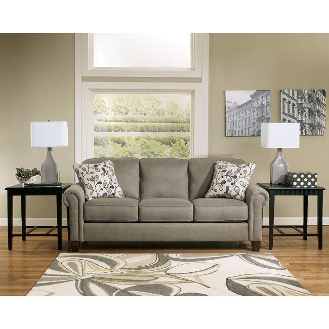 Gusti Dusk Sofa By Signature Design By Ashley