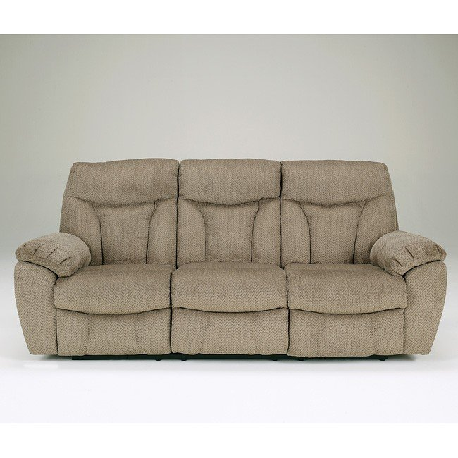 Bedroom Furniture Grimsby: Grimsby Mushroom Reclining Sofa By Signature Design By