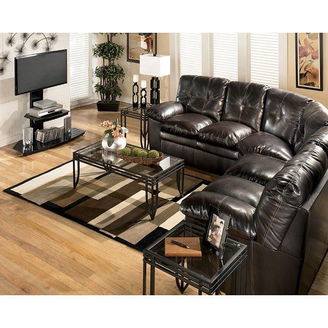 Jordon DuraBlend - Java Sectional Living Room Set by Signature ...