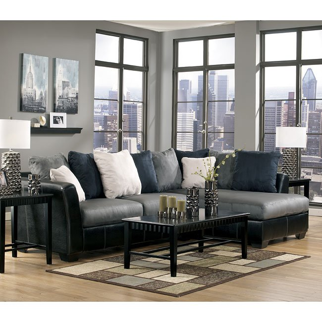 Furniture Exquisite Cheap Living Room Furniture Sets For: Cobblestone Sectional Living Room Set Signature