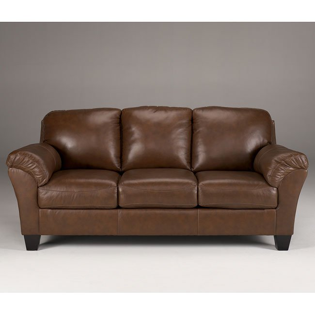 Ashley Furniture Rivergate: Brown Sofa By Signature Design By Ashley