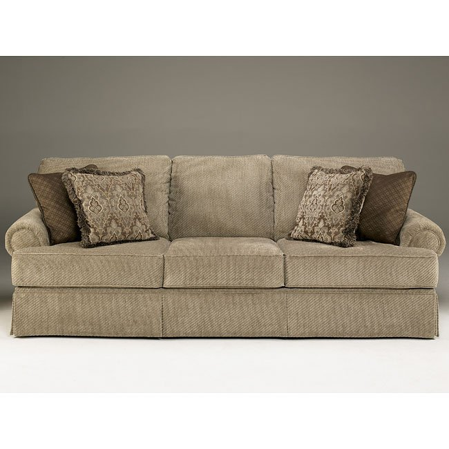 Sheffield Platinum Sofa