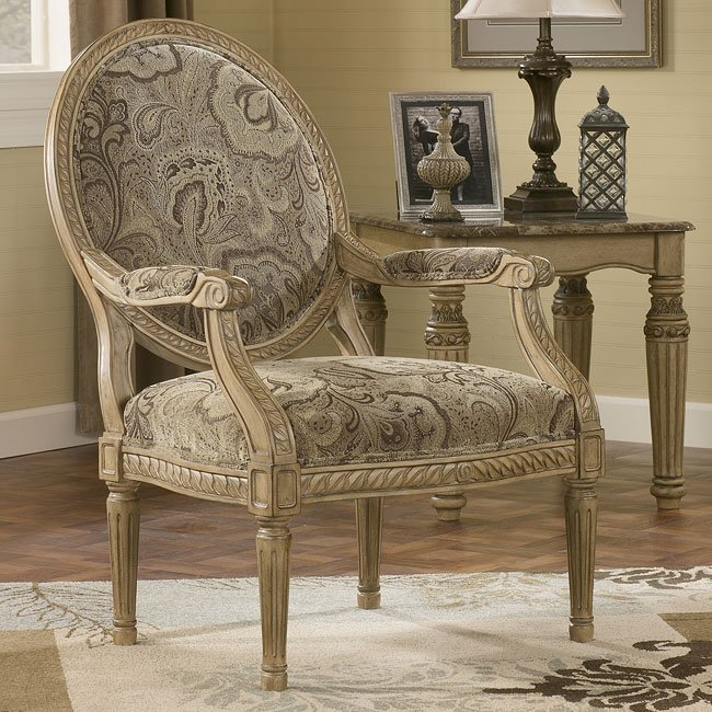 Ashley Signature Collection: South Coast Accent Chair By Signature Design