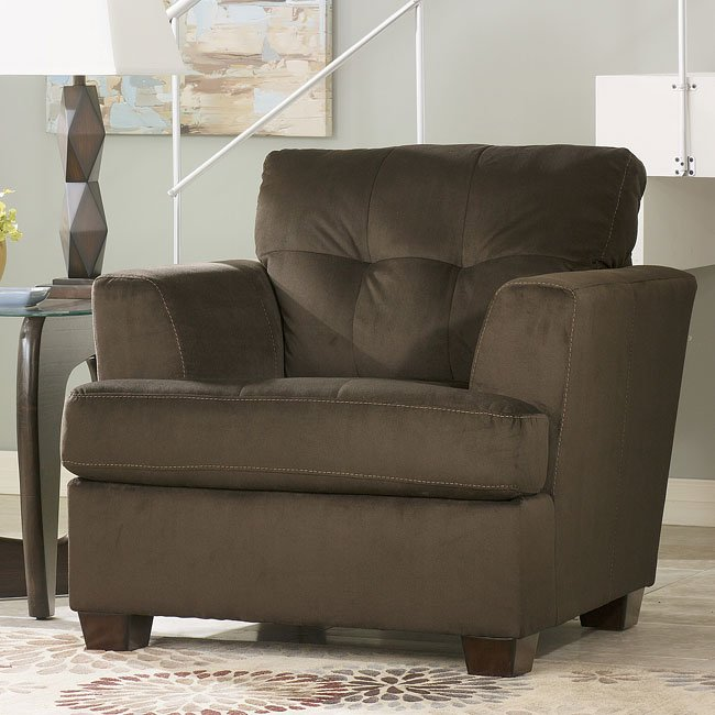 Ashley Furniture Stores Dallas: Chocolate Chair By Signature Design By Ashley