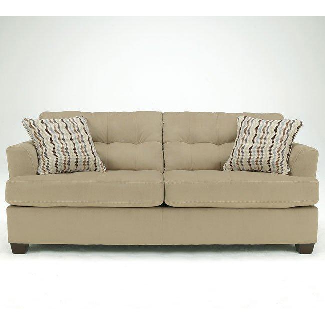 Ashley Furniture Stores Dallas: Khaki Sofa By Signature Design By Ashley