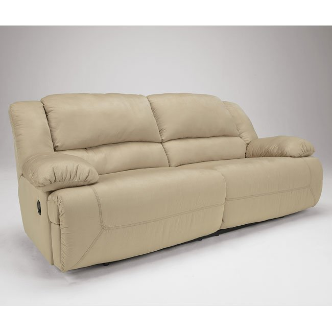 Hogan Khaki 2 Seat Reclining Sofa