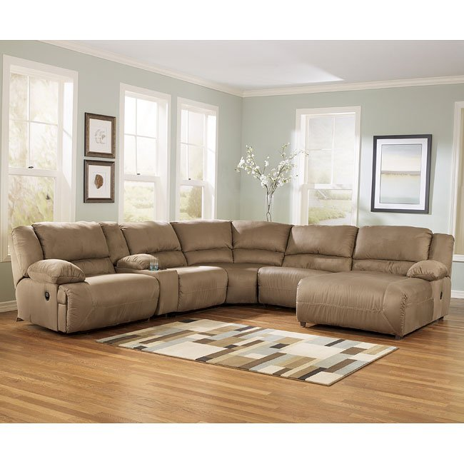 Hogan Mocha Modular Sectional