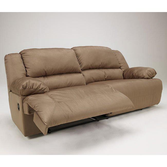 Hogan - Mocha 2-Seat Reclining Sofa