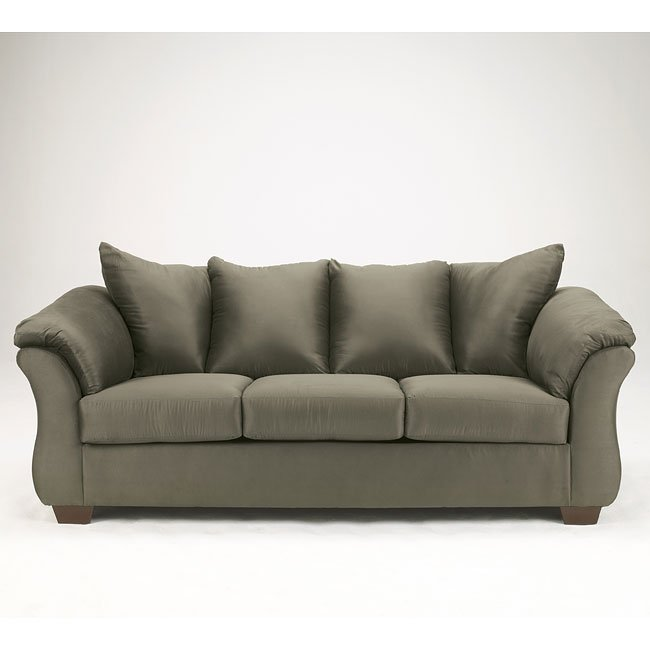 Ashley Furniture Darcy Sage Chair: Sage Sofa By Signature Design By Ashley, 1 Review