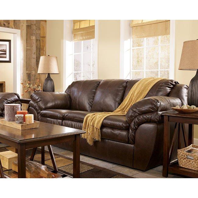 San Lucas Harness Living Room Set