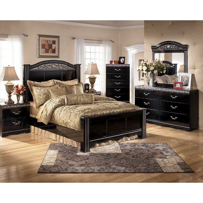Ashley Furtniture: Constellations Bedroom Set Signature Design By Ashley