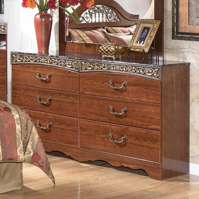 Fairbrooks Estate Dresser Signature Design By Ashley Furniture Furniturepick