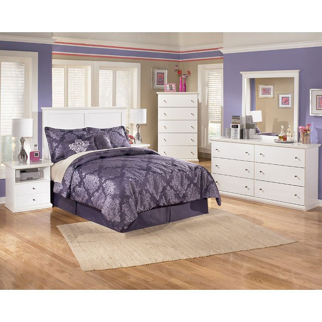 Bostwick Shoals Youth Headboard Bedroom Set By Signature