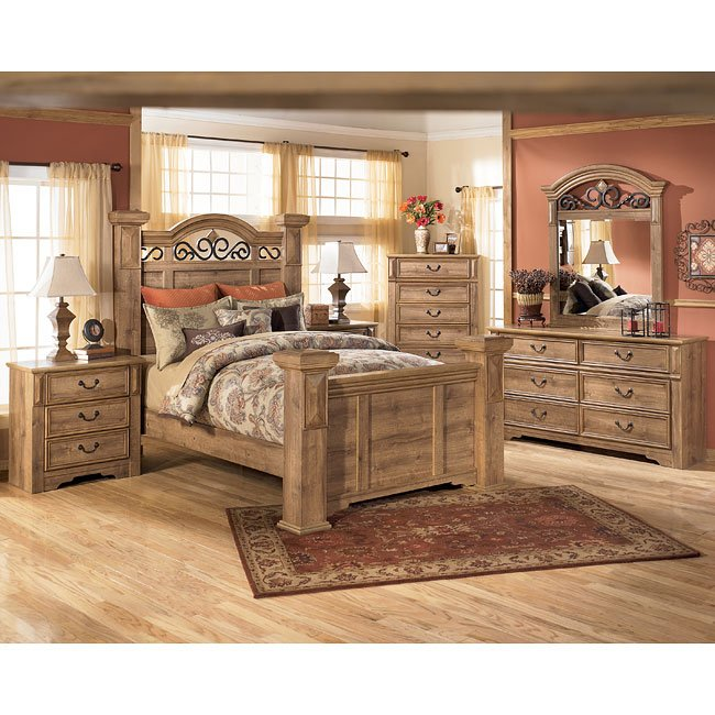 Ashley Furniture Catalogue: Whimbrel Forge Poster Bedroom Set By Signature Design By