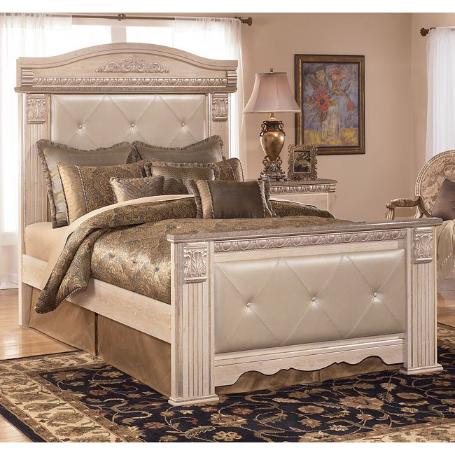 Silverglade Mansion Bedroom Set By Signature Design By