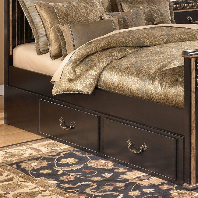 Coal Creek Mansion Bed Signature Design By Ashley