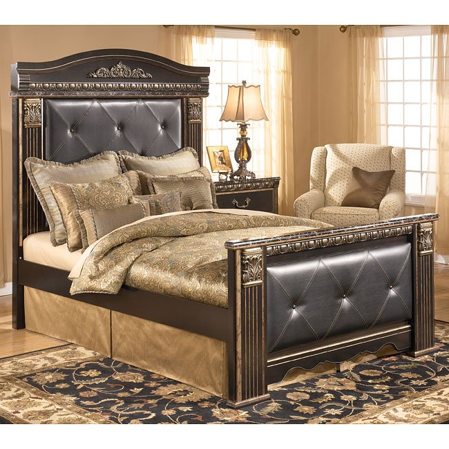 Coal Creek Mansion Bedroom Set By Signature Design By