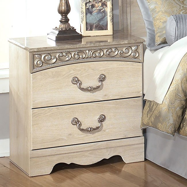 catalina night stand signature design by ashley furniturepick. Black Bedroom Furniture Sets. Home Design Ideas