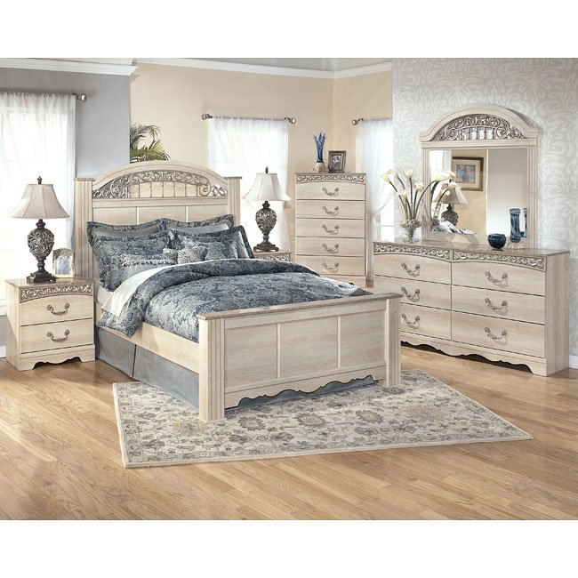 Catalina Poster Bedroom Set by Signature Design by Ashley, 9 Review ...