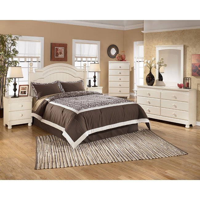 Cottage Retreat Headboard Bedroom Set