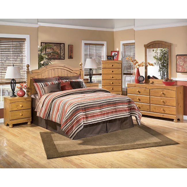 Stages Headboard Bedroom Set Signature Design By Ashley