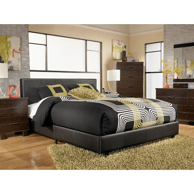Edmonton Upholstered Bed Signature Design By Ashley