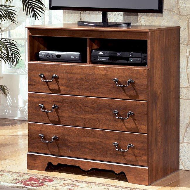 Timberline Media Chest Signature Design By Ashley Furniture Furniturepick