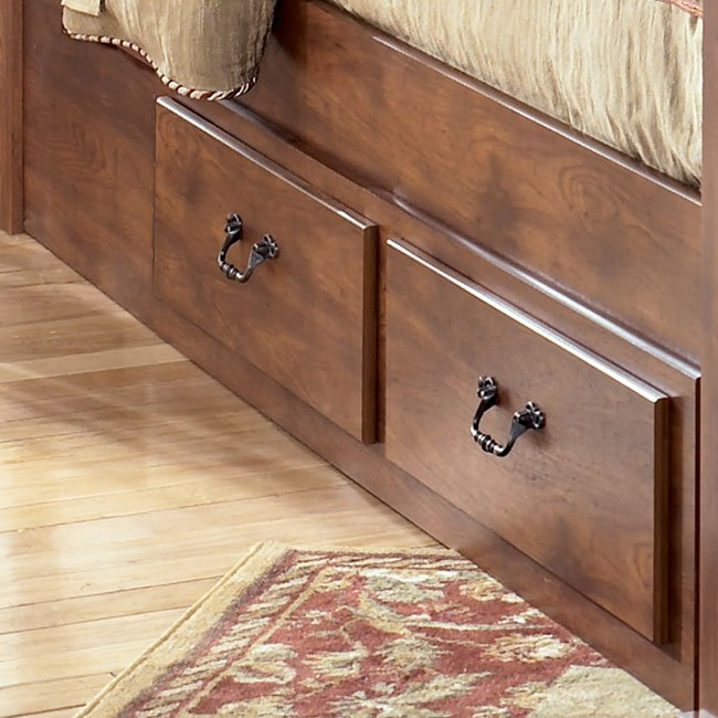 Timberline Poster Bedroom Set Signature Design By Ashley Furniture Furniturepick