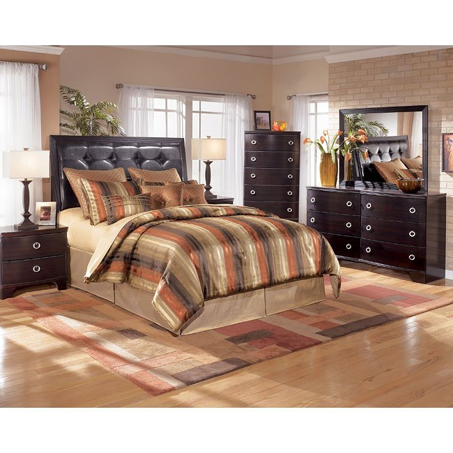 Pinella Bedroom Set: Pinella Headboard Bedroom Set By Signature Design By