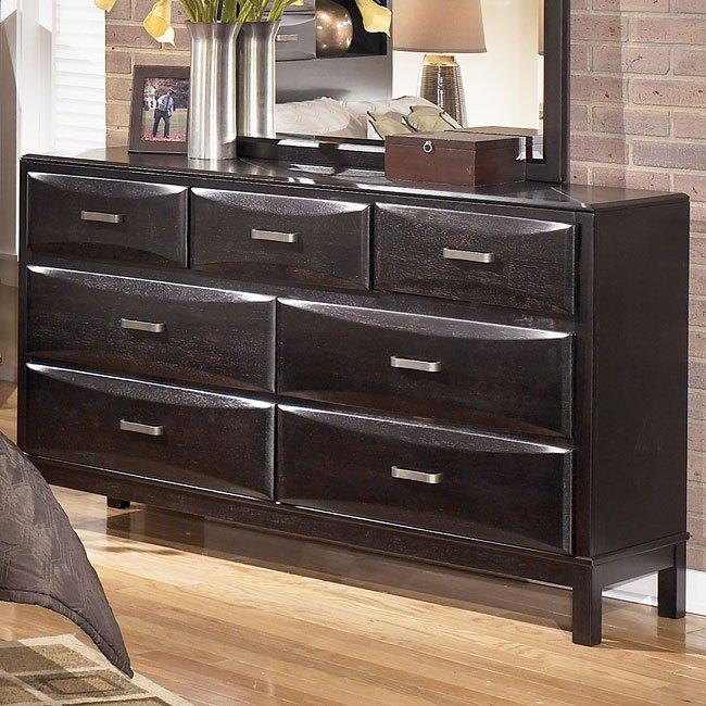 Ashley Furniture Kira 7 Drawer Dresser: Kira Dresser By Signature Design By Ashley, 1 Review(s