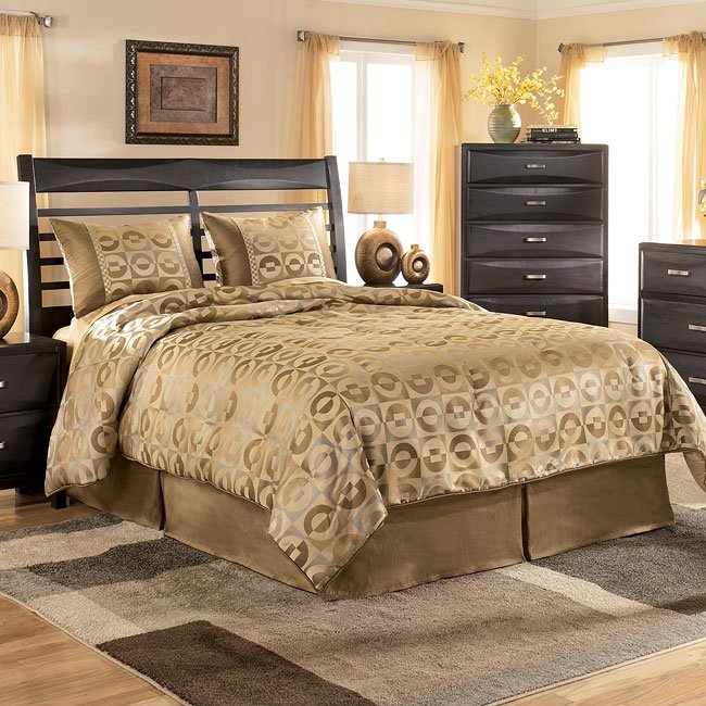 Kira Headboard Bedroom Set By Signature Design By Ashley