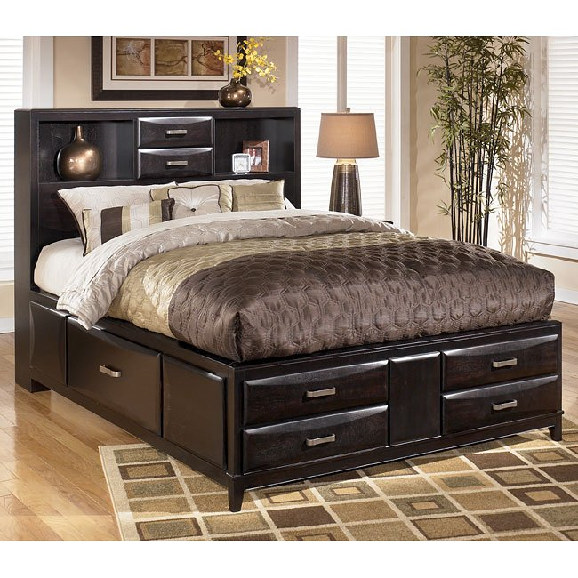 Kira Storage Bedroom Set By Signature Design By Ashley, 2