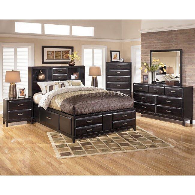 Ashley Furniture Kira Full Storage Bed: Kira Storage Bedroom Set By Signature Design By Ashley, 2