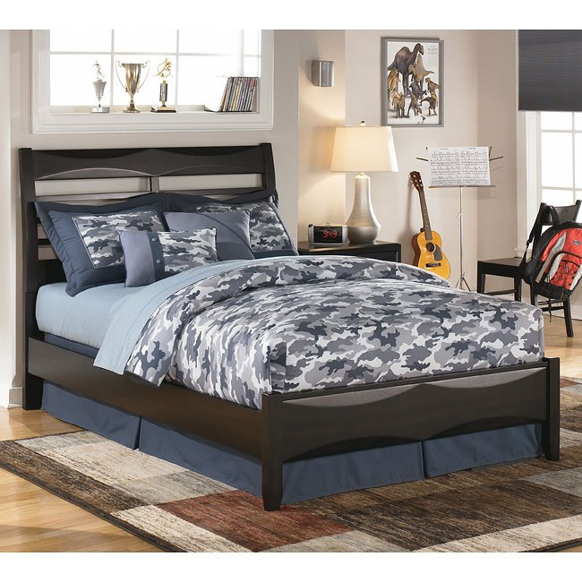 Kira Youth Panel Bedroom Set By Signature Design By Ashley