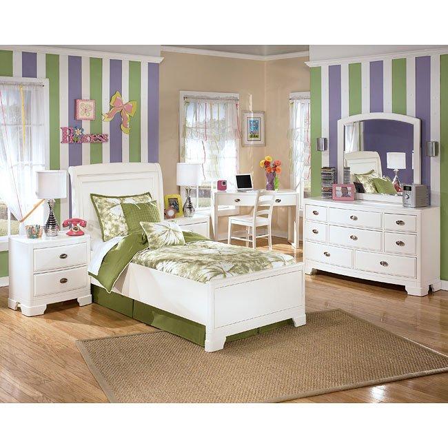 Alyn Platform Bedroom Set By Signature Design By Ashley Furniturepick