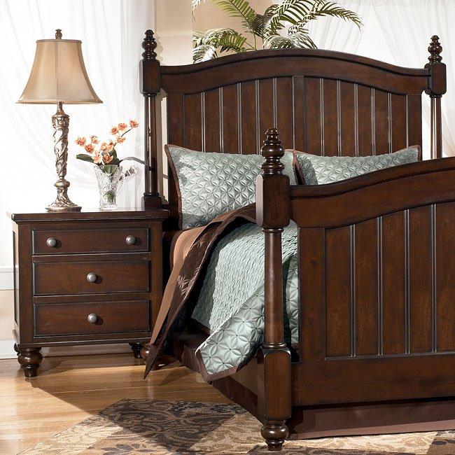 Excellent Camdyn Poster Bed By Signature Design By Ashley Furniturepick Download Free Architecture Designs Momecebritishbridgeorg
