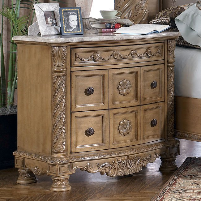 South Coast Night Stand By Millennium Furniturepick