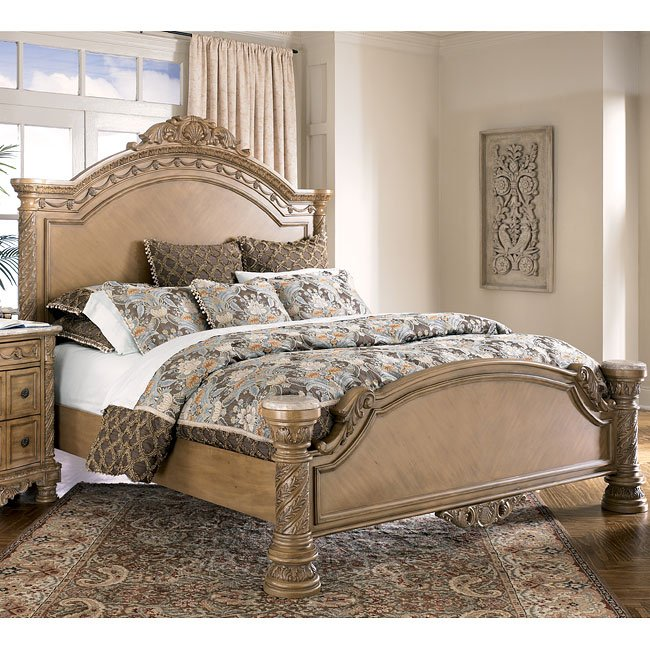 South Coast Panel Bed Queen