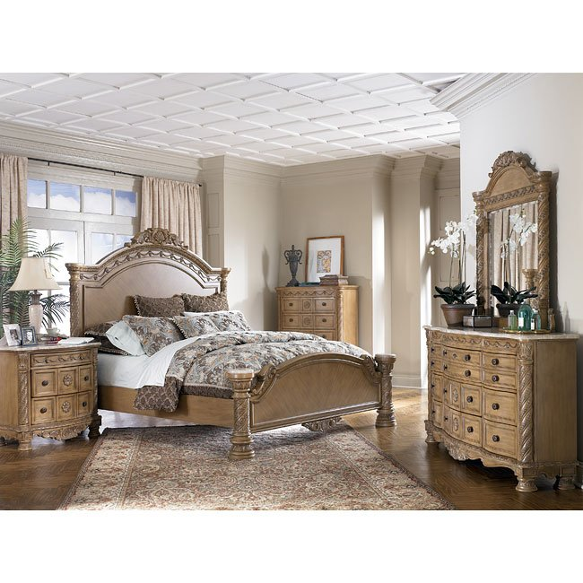 Ashley Home Furniture Bedroom Sets: South Coast Panel Bedroom Set By Millennium