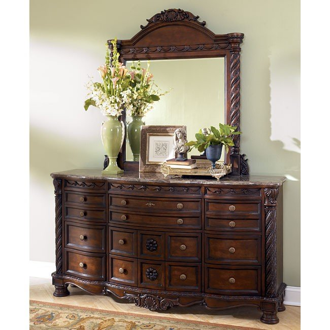 Northshore Collection: North Shore Panel Bedroom Set By Millennium, 4 Review(s