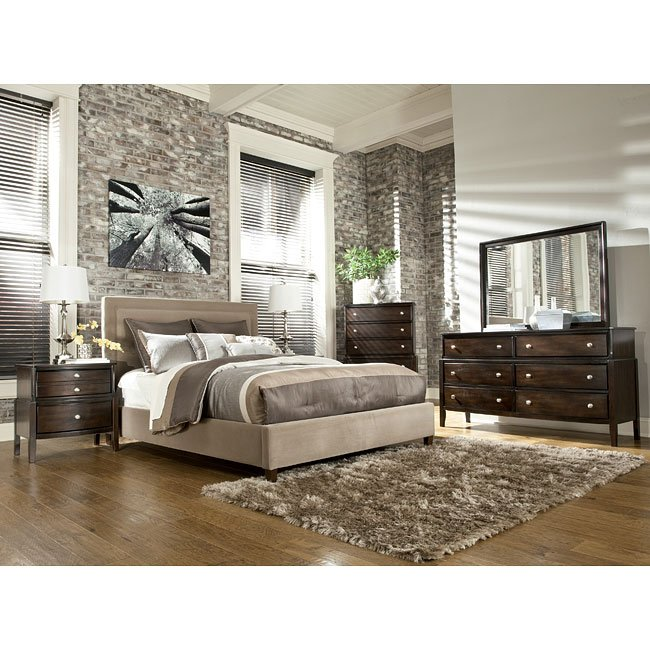 Ashley naomi bedroom set
