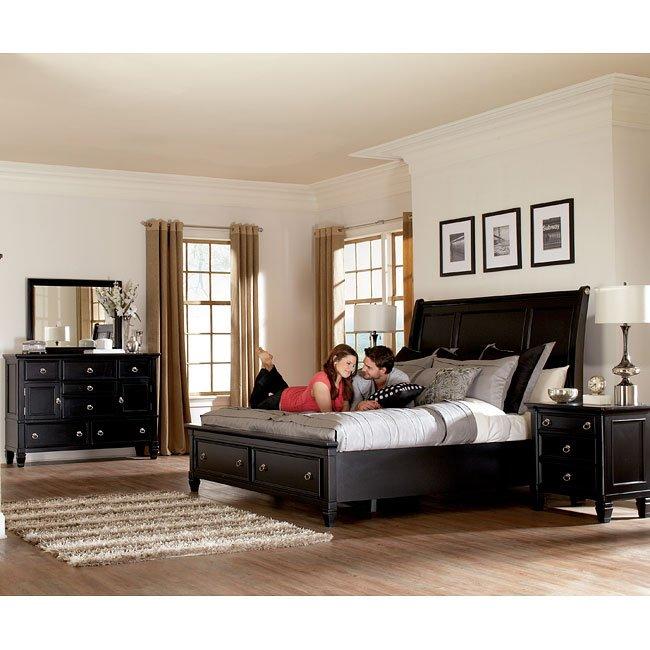greensburg bedroom set millennium | furniturepick