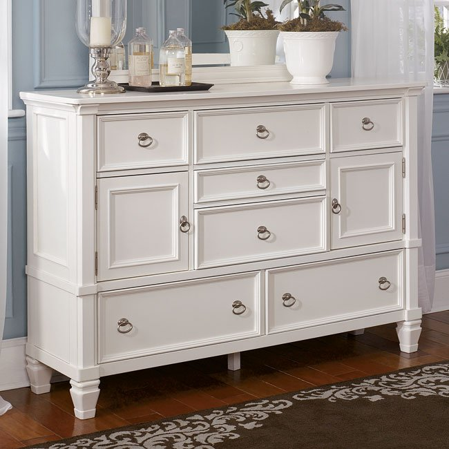 Prentice Dresser With Doors Signature Design By Ashley
