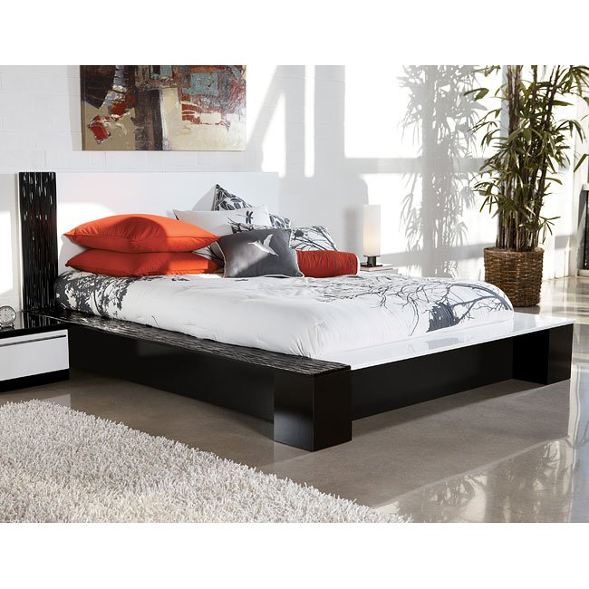 Piroska Platform Bed Signature Design By Ashley