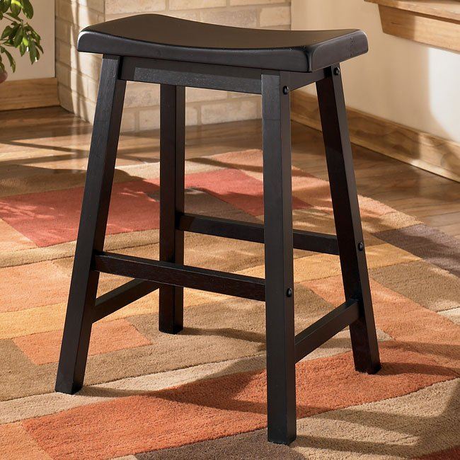 Conrad 24 Inch Backless Stool Set Of 2 Signature Design By Ashley