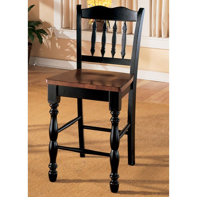 Cedar Heights 24 Inch Bar Stool Set Of 2