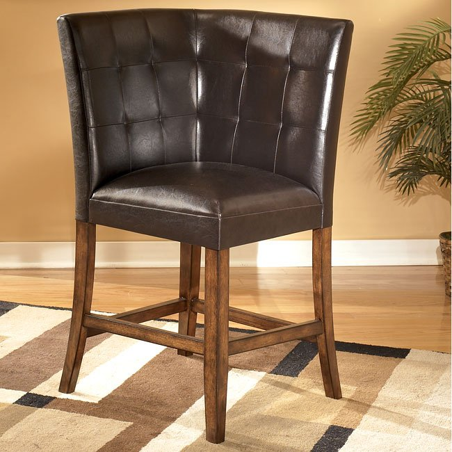 Corner Dining Chair: Lacey Corner Counter Height Dining Room Set Signature